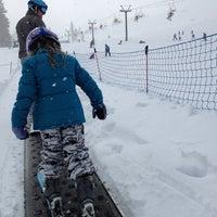 Photo taken at Tahoe Donner Ski Resort by Jeremy L. on 1/23/2016