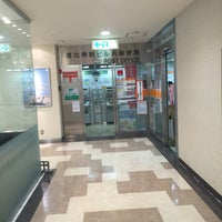 Photo taken at 恵比寿駅ビル内郵便局 by Jun T. on 6/5/2015