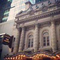 Photo taken at Lyceum Theatre by Cassie K. on 6/21/2013