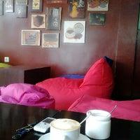 Photo taken at Sruput Kopi Kahve Coffee by Christo V. on 12/21/2012