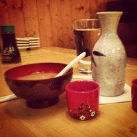 Photo taken at Hama Sushi by Heather on 1/18/2013