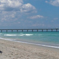 Photo taken at City of Dania Beach by Eric K. on 5/8/2013