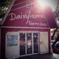 Photo taken at Dairy Home by Benz P. on 1/11/2013