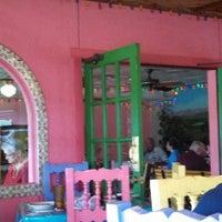 Photo taken at La Fiesta Patio Cafe by Velma on 4/13/2013