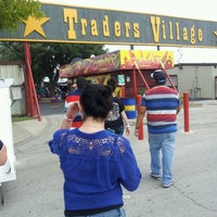 Photo taken at Traders Village by Michele S. on 10/21/2012