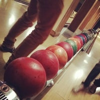 Photo taken at Bloomsbury Bowling Lanes by Steve G. on 1/8/2015