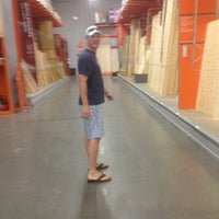 Photo taken at The Home Depot by Queen on 6/2/2013