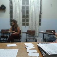 Photo taken at Projeto Línguas by Pedro M. on 9/12/2013