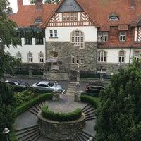 Photo taken at Falkenstein Grand Kempinski Hotel by Guido O. on 6/26/2016