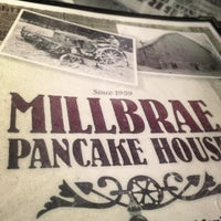 Photo taken at Millbrae Pancake House by Corey P. on 5/19/2013