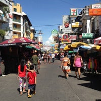 Photo taken at Khao San Road by Mel_Ok on 5/10/2013