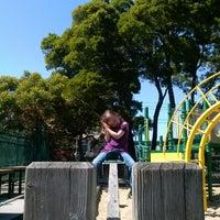 Photo taken at Daniel E. Koshland Community Park by Lydia T. on 6/7/2014