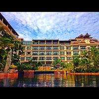 Photo taken at Angkor Miracle Resort & Spa by Nico H. on 8/16/2013