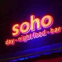 Photo taken at Soho Bar by Giorgos M. on 2/15/2013