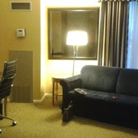 Photo taken at Hotel Deca by Ann M. on 12/4/2012