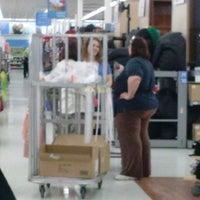 Photo taken at Walmart Supercenter by Tamson on 5/12/2013