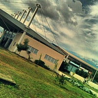 Photo taken at Universidade Federal do Cariri - UFCA by Tiago C. on 5/2/2014