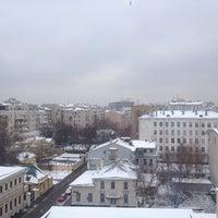Photo taken at Телеканал «Культура» by Tatyana on 1/27/2015