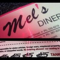 Photo taken at Mel's Diner by Jared L. on 10/1/2012