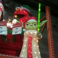 Photo taken at The Home Depot by Christine G. on 12/1/2012