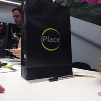 Photo taken at iPlace by Roger on 12/8/2012