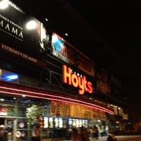 Foto tomada en Cine Hoyts por Jorge M. el 5/4/2013