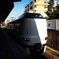 Photo taken at JR Takarazuka Station by Satoshi K. on 10/23/2012