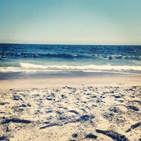 Photo taken at Robert Moses State Park Beach by Stephanie V. on 8/2/2013