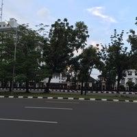 Photo taken at Markas Besar Tentara Nasional Indonesia (MABES TNI) by Pavel K. on 3/6/2016