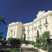 Photo taken at Hôtel Hermitage Monte-Carlo by A.A on 7/20/2013