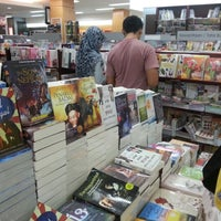 Photo taken at Gramedia by Nadia P. on 9/19/2012