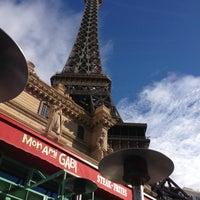 Photo taken at Mon Ami Gabi by Rod I. on 11/16/2012