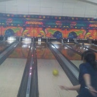 Photo taken at Bowling La Casona by Marie B. on 1/4/2013