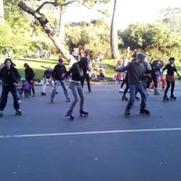 Photo taken at Golden Gate Park Skate and Bike by Michael on 2/11/2013