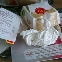 Photo taken at McDonald's by Rodolfo M. on 5/1/2013