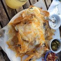 Photo taken at Oaxaca Kitchen Bar & Restaurant by Didem on 5/14/2015