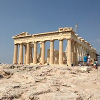 Photo taken at Acropolis of Athens by Ioannis on 6/28/2013