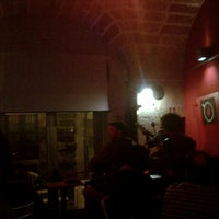 Photo taken at Coffee and Cigarettes by Taha Y. on 11/24/2013