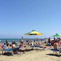 Photo taken at Mackenzy Beach by cdaltas on 5/26/2013