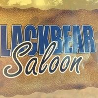 Photo taken at Black Bear Saloon by Ken G. on 2/24/2013