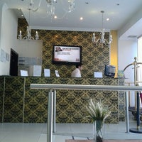 Photo taken at Ker Urquiza Hotel & Suites by Galina D. on 3/4/2013