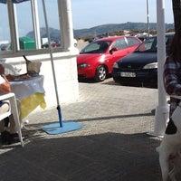 Photo taken at Restaurante El Tiburón by Alejandra F. on 10/7/2012