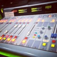 Photo taken at Rádio Blink 102 by Vini P. on 11/1/2014