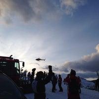 Photo taken at Monte Spinale by Andrea Tjchajkovsky on 3/15/2014