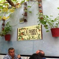 Photo taken at Taverna La Parra by Enrique O. on 10/12/2012