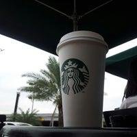 Photo taken at Starbucks by Monica J. on 10/15/2012
