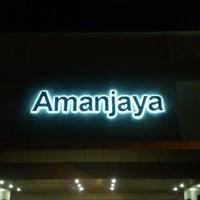 Photo taken at Amanjaya Mall by Fitry J. on 6/28/2013