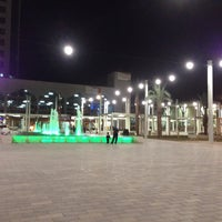 Photo taken at Be'er Sheva by Olya P. on 11/7/2013
