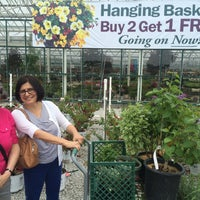 Photo taken at Petitti Garden Center by Gina T. on 5/16/2015