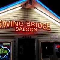 Photo taken at Swing Bridge Saloon by Roger Y. on 8/30/2014